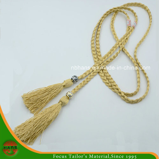 Gold Color Embroidery Thread Tassel (XY-15-2)