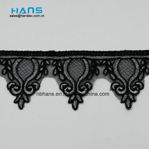 2018 New Design Embroidery Lace on Organza (MLS-1809)