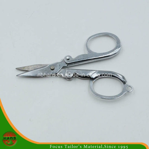 Utility Travel Folding Scissors, Made of Stainless