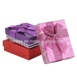 Corrugated Jewelry Packaging Paper Gift Box