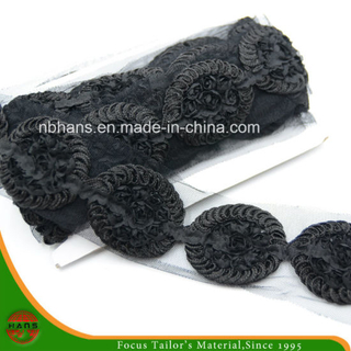 New Design Hand-Made Flower Lace (WX-002)