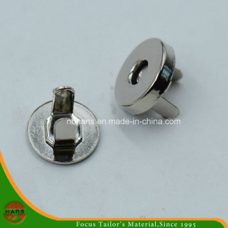 10mm Silver Magnet Button for Handbag (HAWM1650I0002)
