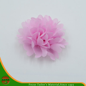 100% Polyester Flowers for Decoration (HSHC-1701)