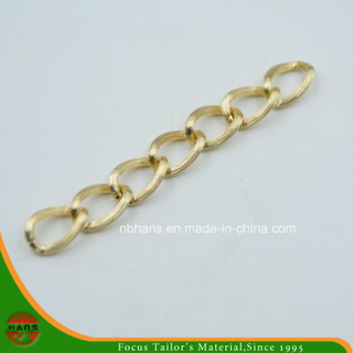 Stripe Gold Finished Ball Chain (HANS-B005)