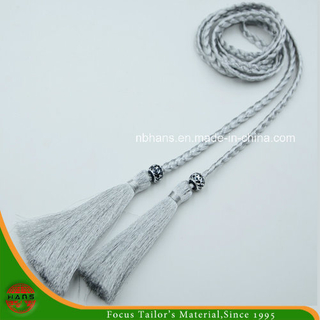 Sliver Color Embroidery Thread Tassel (XY-15-4)