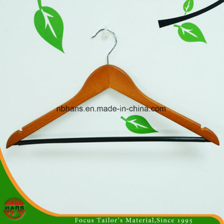 Wholesale of High Quality Natural Wooden Hangers (4316-1#)