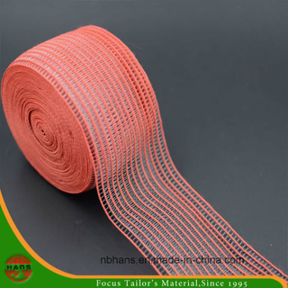 50mm Transparent Stripe Elastic Tape (HATE16500001)