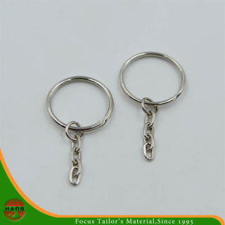 Iron Round Key Chain (HAWK160003)