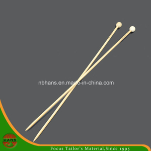 34cm One Point Bamboo Knitting Needles (HAMNK0003)