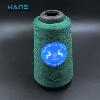 100% Polyester DTY Fancy Yarn for Hand Knitting, Weaving, Spinning