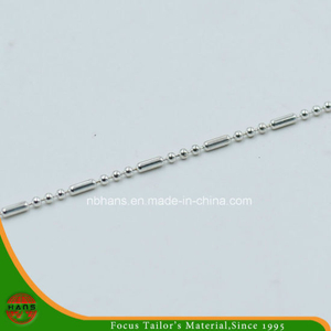 1.5mm High Quality Zinc Alloy Ball Chains (HASLE160016)