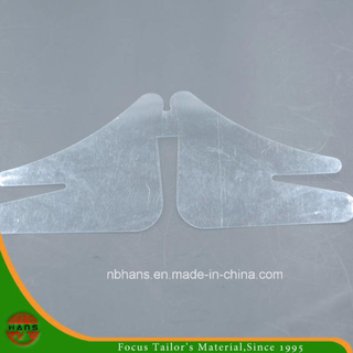 Plastic Collar Butterfly for Shirt Packing (HACTP160007)