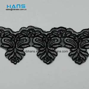 2018 New Design Embroidery Lace on Organza (MLS-1807)