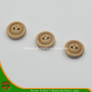 2 Hole New Design Wooden Button (HABN-1613014)