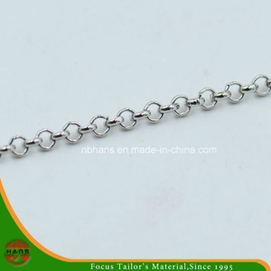 2.6mm High Quality Zinc Alloy Ball Chains (HASLE160013)