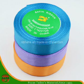 100% Polyester Satin Ribbon Single Face (SR-002)