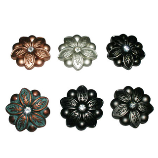 2 Holes New Design Metal Button (S-025)