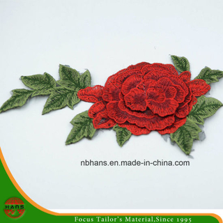 2017 New Design Embroidery Lace (HANS-CH18)