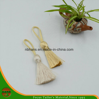 Golden Color Embroidery Thread Tassel (HSYF-1701)