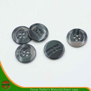 4 Holes New Design Camouflage Button (S-002)
