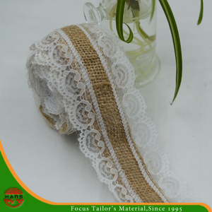 Jute Tape for Lace Gift Packing (HANS-86#-40)