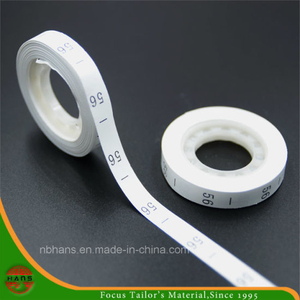 Edit Customized Garment Transparent Size Label (L-02)