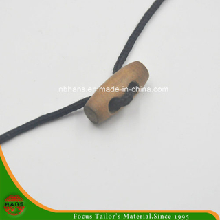 2 Holes New Design Wooden Button (HABN-1625006)