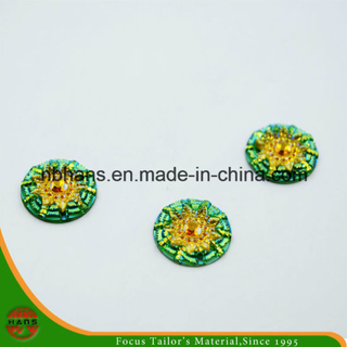 Fashion Rhinestone Button for Clothes