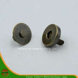14mm Antique Copper Magnet Button for Handbag (HAWM1650I0004)