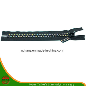 4# Auto-Lock Close-End Diamond Zipper (HANSAX-27)