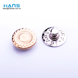 Hans Custom Manufactured Beautiful Rivet Button for Shoes