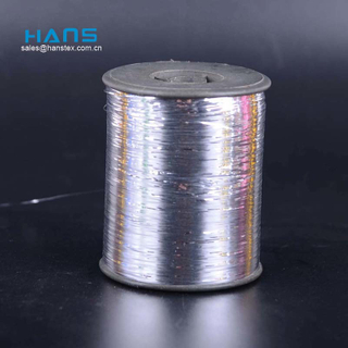 Hans High Quality OEM Strong Silver Thread