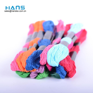 Hans New Custom Color DMC Cotton Thread