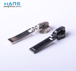 Hans Professional Custom Metal Zipper Puller