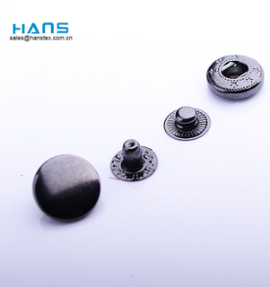Hans Excellent Quality Clothing Custom Snap Button