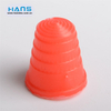 Hans New Well Designed DIY Mini Plastic Thimble