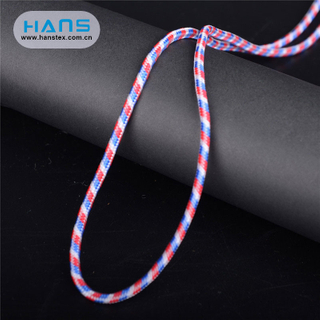 Hans Example of Standardized OEM Fashion Nylon Braided Rope