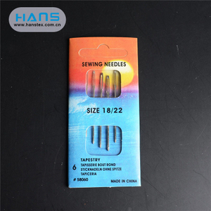 Hans Wholesaler Custom Superfine Needle Pin