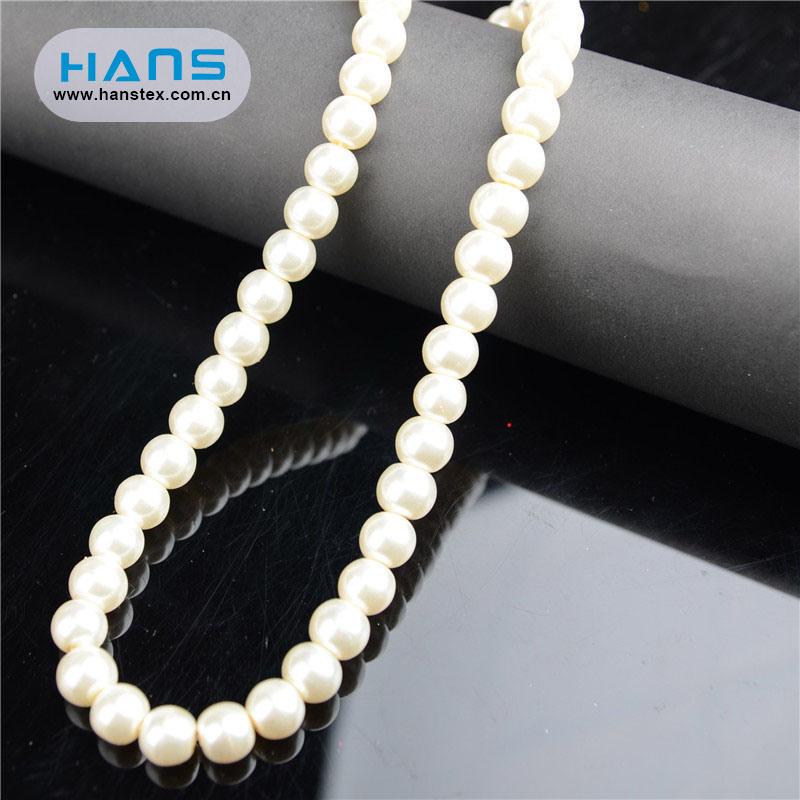Hans Factory Customized Promotional Crystal Beads String