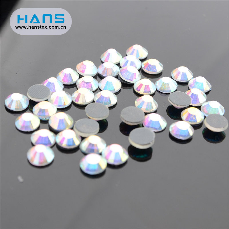 Hans Custom Promotion Multi Size Rhinestone Crystal