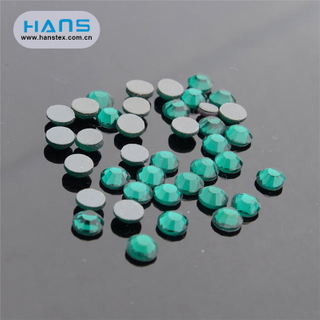 Hans Factory Manufacturer Colorful Rhinestone