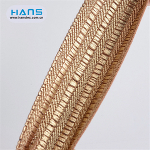 Hans Best Selling New Arrival Elastic Ribbon