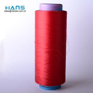 Hans Manufacturer OEM Continuous DTY Color Yarn
