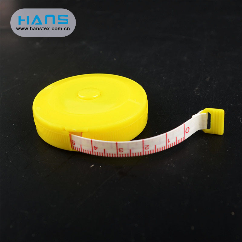 Hans Top Grade Non-Slip Easy to Use Tailor Tape Measure