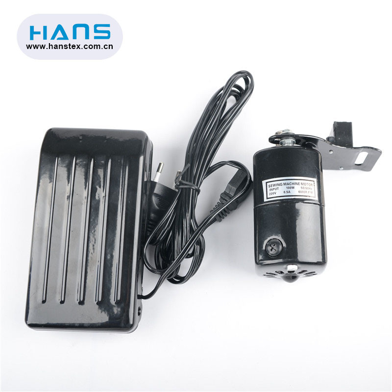 Hans Factory Customized Rpm Motor for Sewing Machine