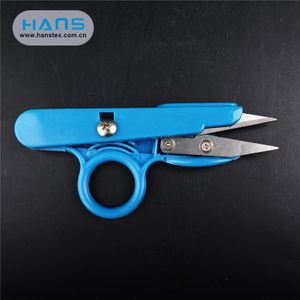 Hans Factory Hot Sales Safety Baby Scissors