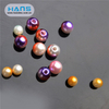 Hans Factory Directly Sell Shine Acrylic Tube Bead