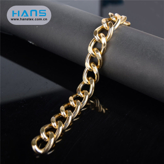 Hans Manufacturer OEM Fashion Metal Key Chain