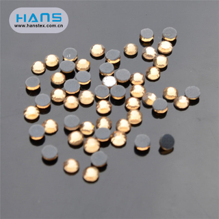 Hans Easy to Use Shine DMC Hotfix Rhinestone