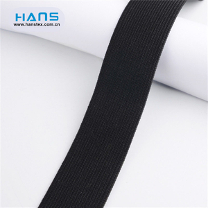 Hans Best Selling Color Silicone Elastic Tape